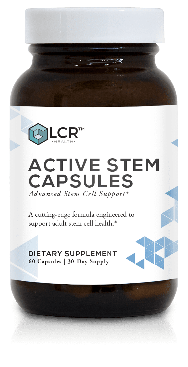 Active Stem Capsules Lcr Health