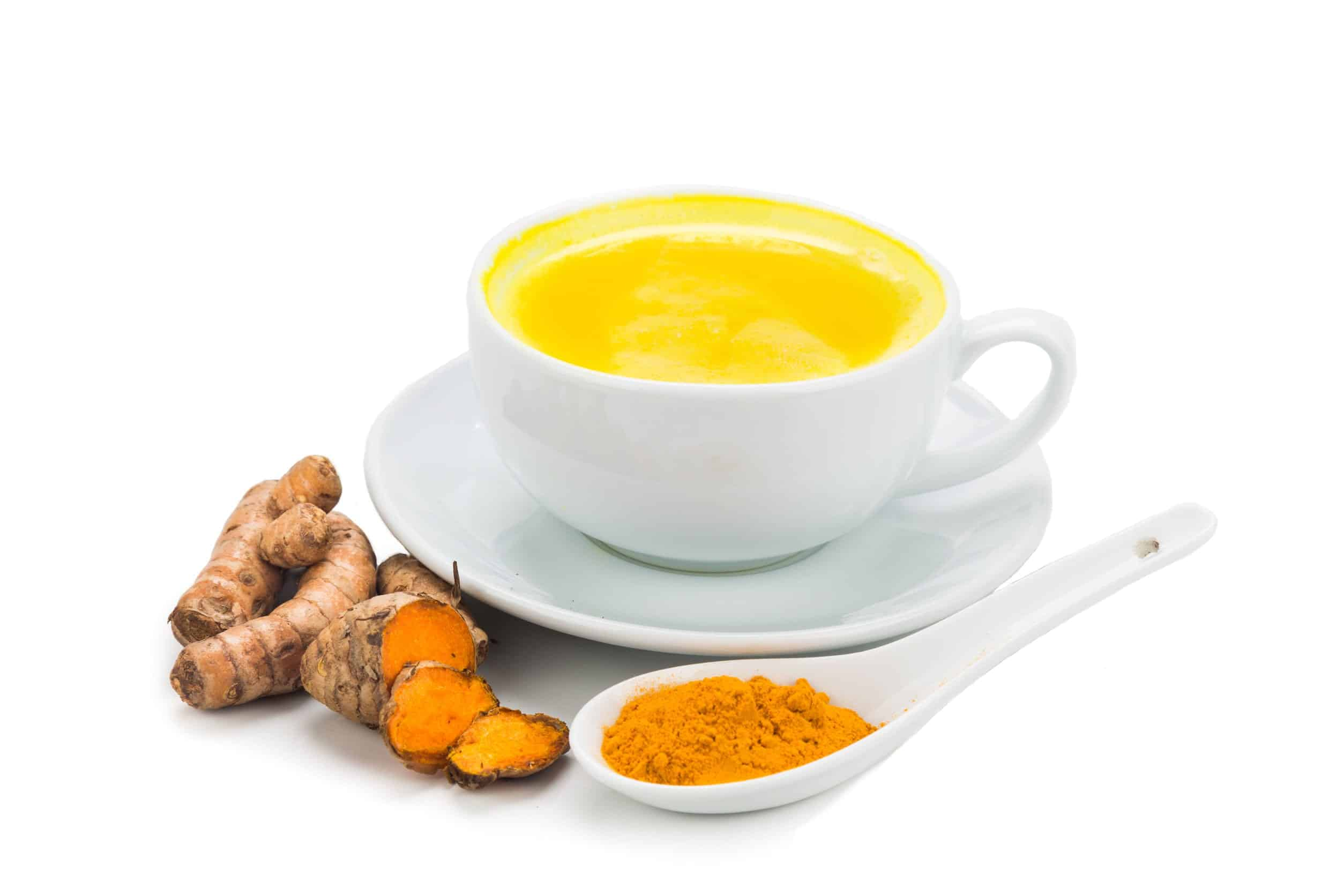 Why You Should Drink Turmeric Tea (and a simple recipe)
