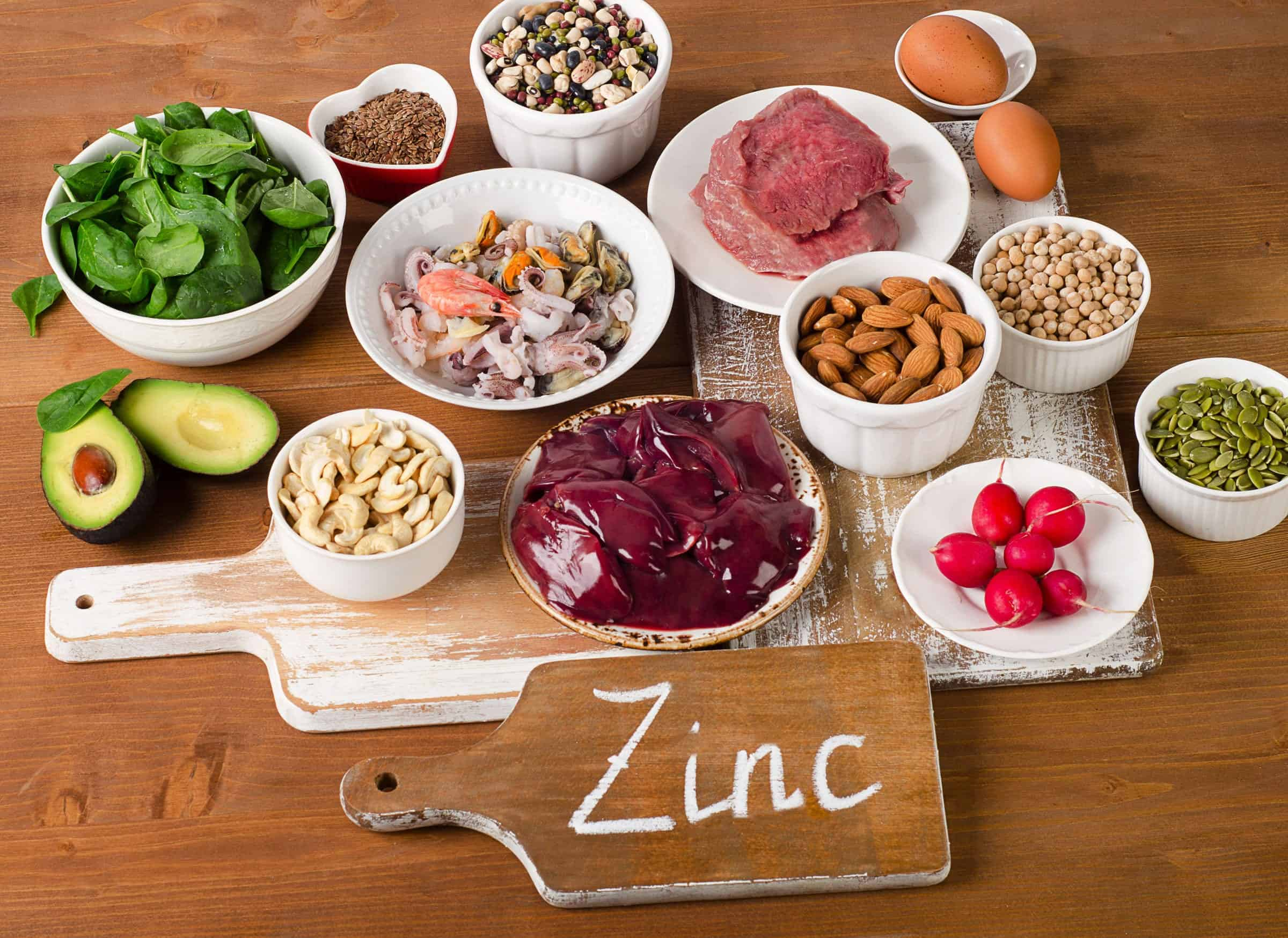 The Immune System: Why You Need a Diet Rich In Zinc