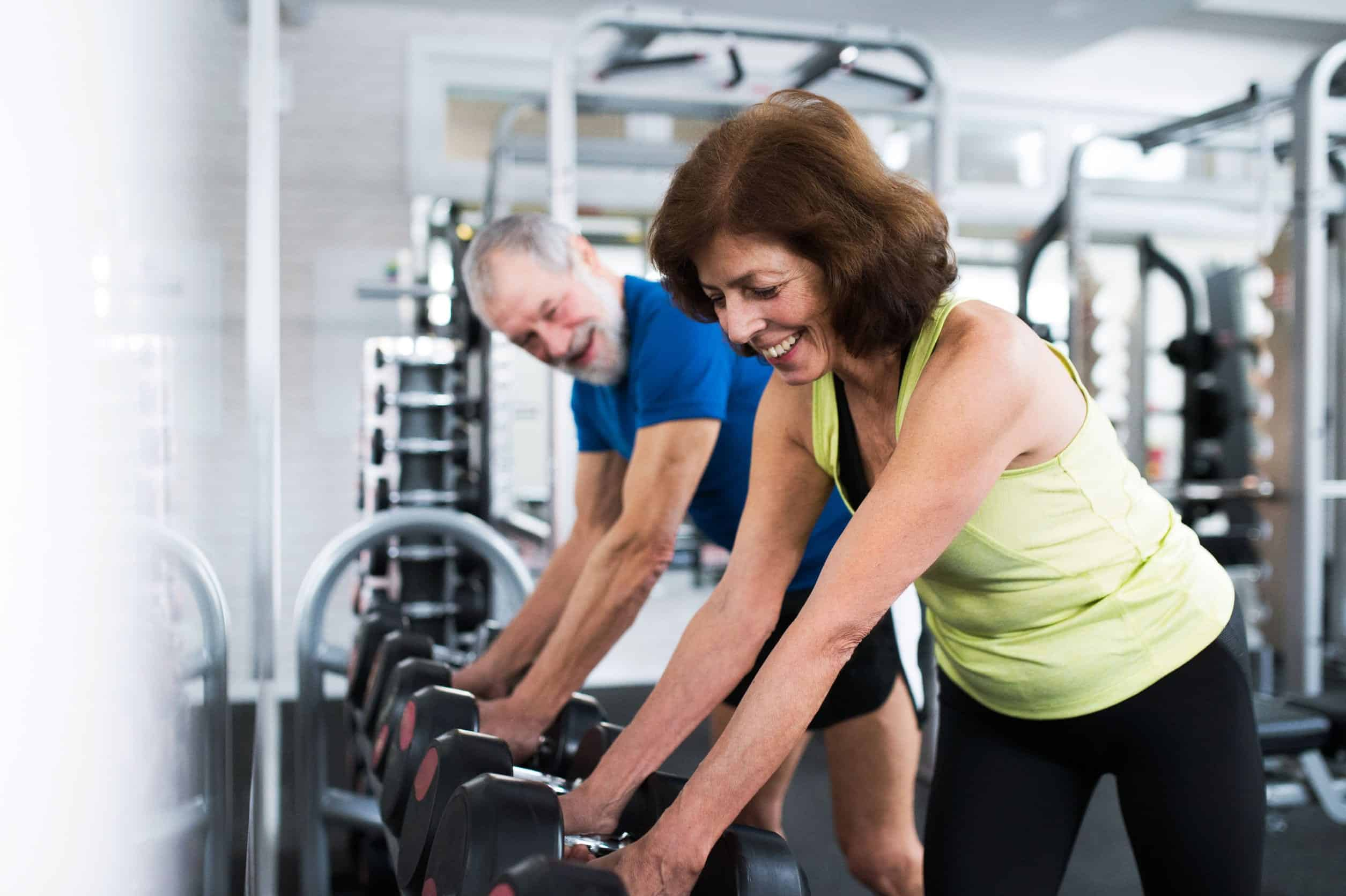 Aging Hack: Can Lifting Weights Help You To Live Longer?