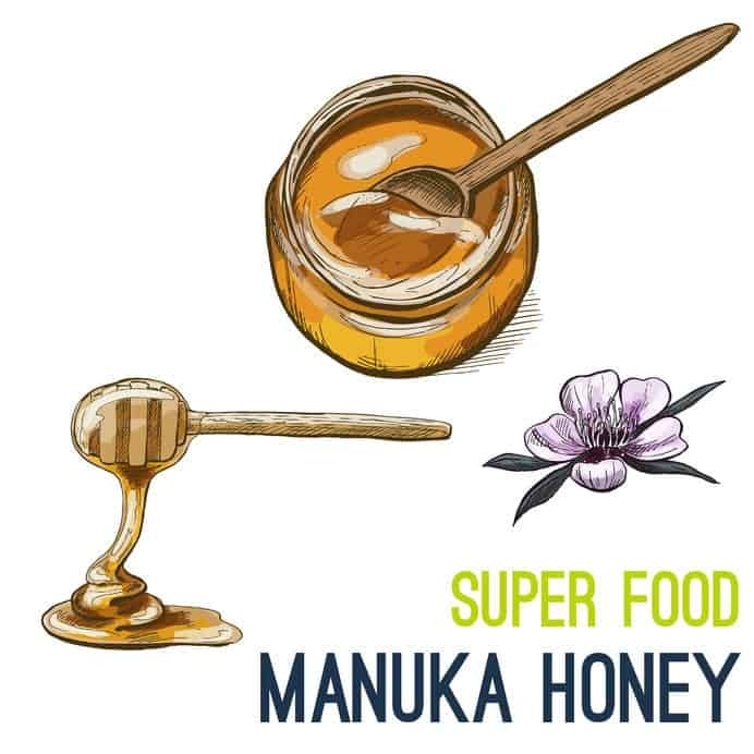 Manuka Honey | LCR Health
