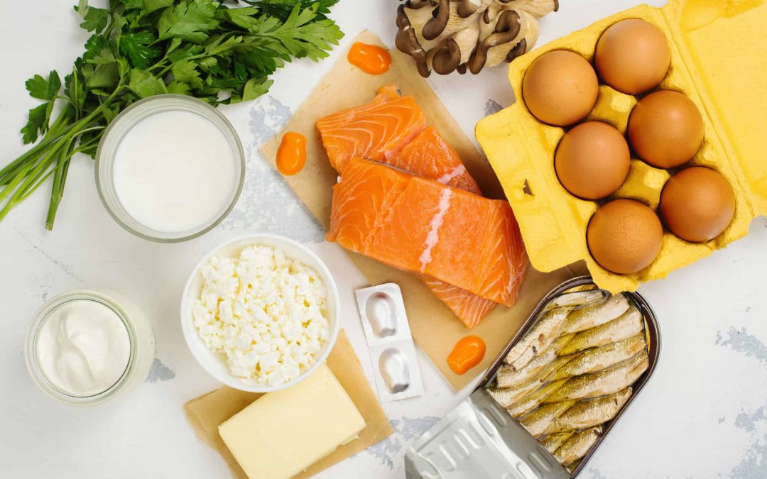 Vitamin D Foods to Help You Beat the Winter Weather