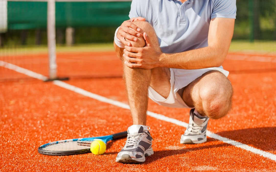 How To Deal With A Knee Injury