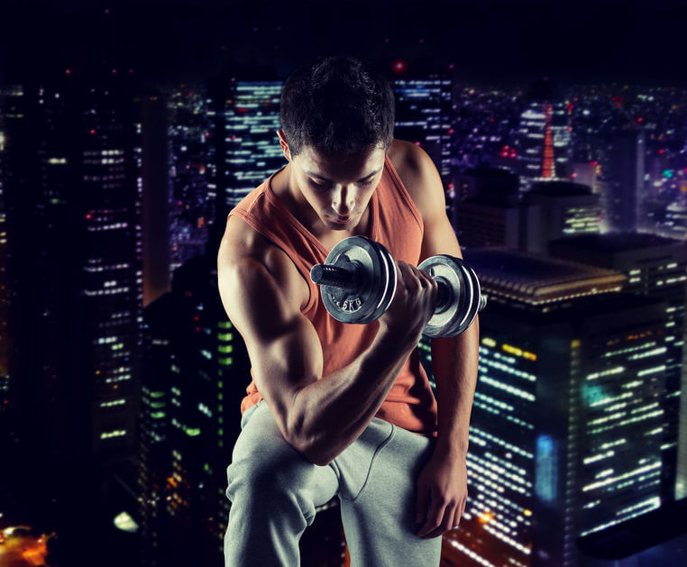 evening workouts with weights   LCR Health