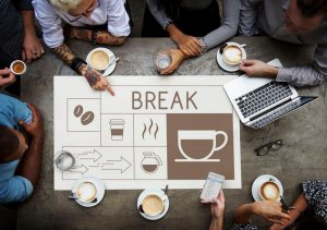 coffee break | LCR Health