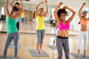 group fitness class | LCR Health