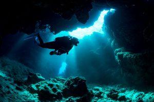 scuba cave   LCR Health