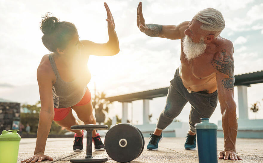 40 Year Old Athletes That Will Inspire You to Stay Active