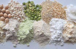 healthy gluten free flours | LCR Health