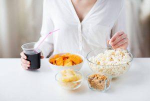 unhealthy snacks | LCR Health