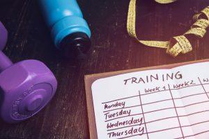 training schedule   LCR Health