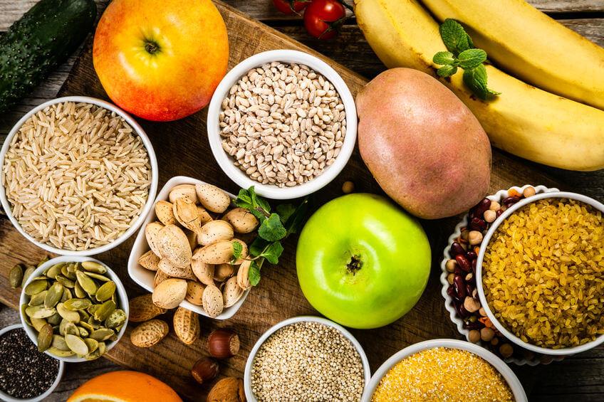 healthy high carbs   LCR Health