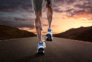 running on road   LCR Health