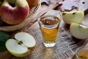 apple cider vinegar shot   LCR Health