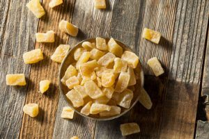 candied ginger | LCR Health