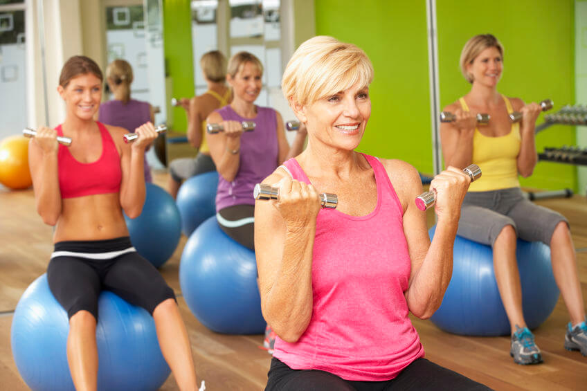 exercise class | LCR Health