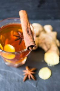fresh ginger tea recipe | LCR Health