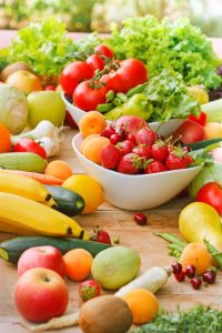 fruits and veggies | LCR Health