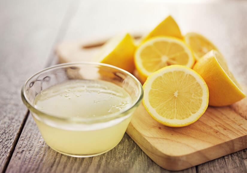 lemon juice   LCR Health