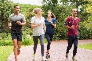 people running | LCR Health