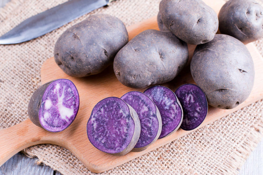 purple potatoes | LCR Health
