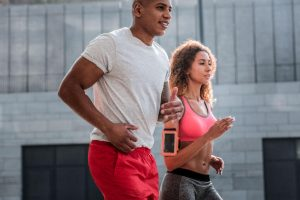 couple jogging | LCR Health