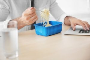 eating at work | LCR Health