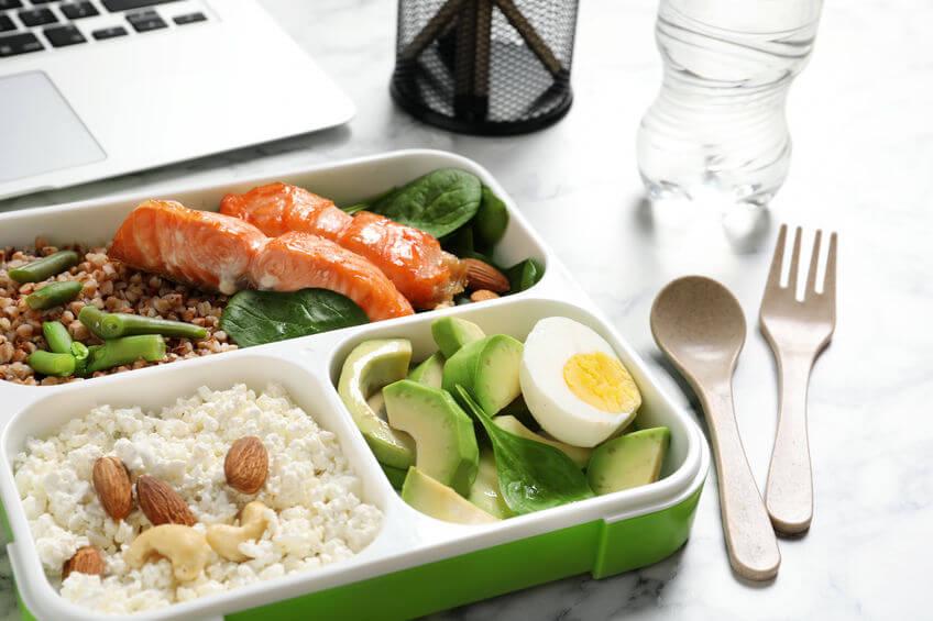 healthy lunch | LCR Health
