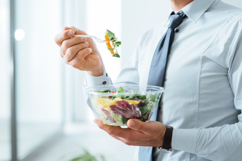 Healthy Eating In The Workplace To Support Productivity