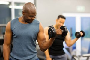 lifting weights | LCR Health