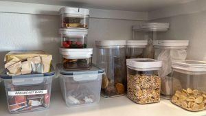 organized pantry | LCR Health