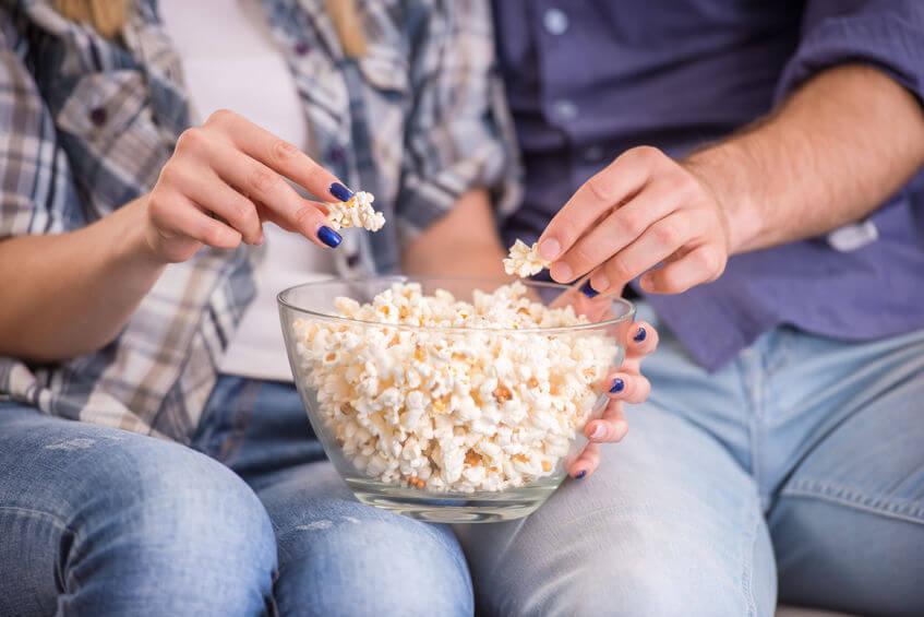 healthy popcorn | LCR Health