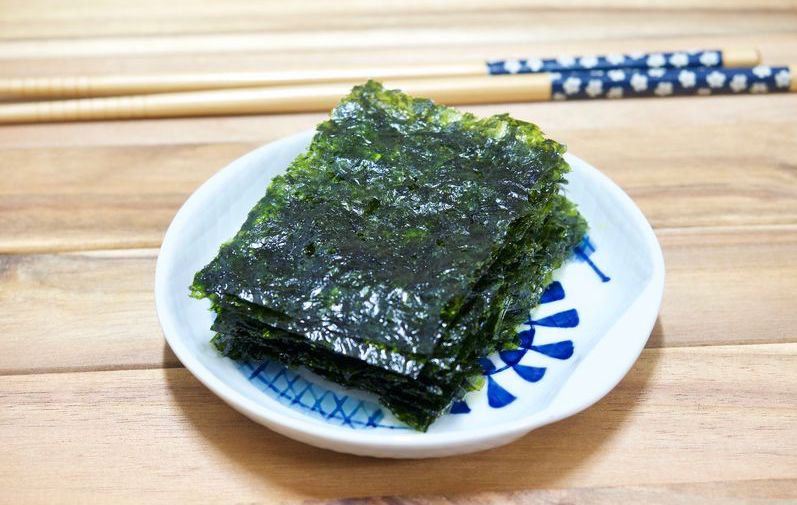 seaweed snack | LCR Health