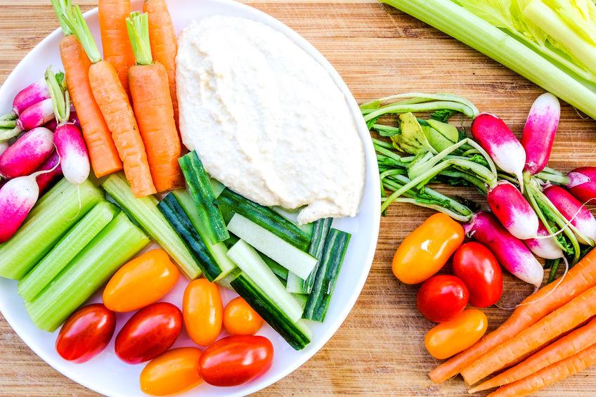 veggie plate | LCR Health